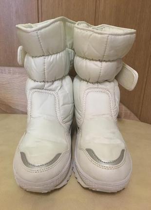 Ботинки спортивные supergear