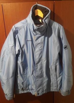 Куртка mammut с мембраной  drytech