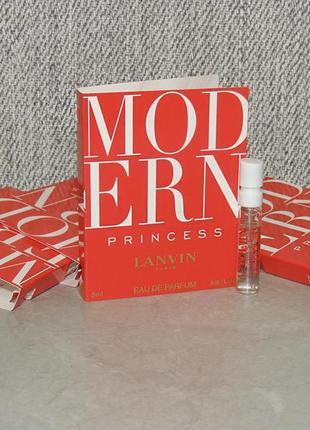 Lanvin modern princess пробник для женщин оригинал
