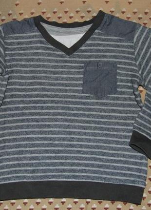 Кофта свитшот мальчику 2 - 3 года