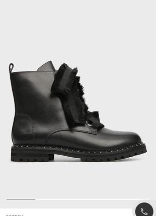 Ботинки preppy dr.martens