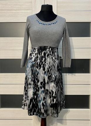Платье chiara d'este с камнями svorovsky