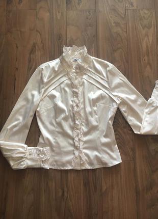 Красивая блуза nilonna, р. 36