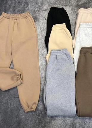 Теплі штани фліс