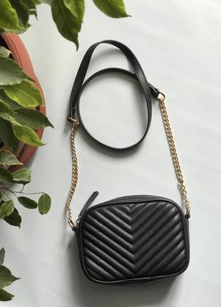 Новая сумочка кросс боди new look