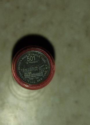 Жидкая матовая помада для губ giorgio armani тон 501 giorgio armani4 фото