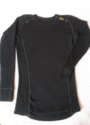 Термореглан devold з мериносової шерсті термо футболка шерсть мериноса термобелье