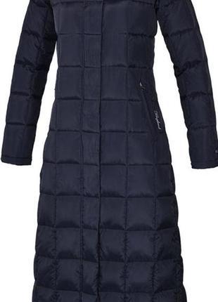 Шикарное тёплое стеганное пальто  люксового бренда maura