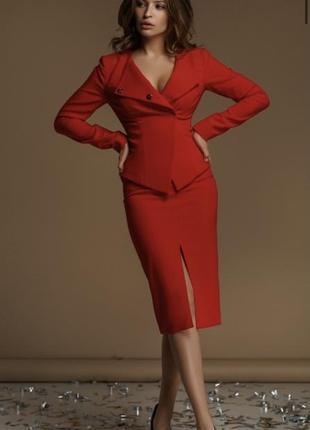 Классический костюм sarah berlin