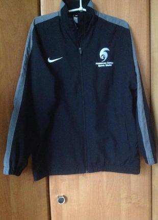 Спортивная куртка, кофта  на мальчика 12-14 лет nike