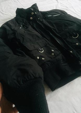 Курточка с матовым напылением 🤤
