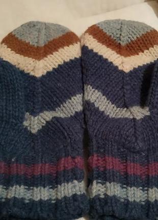 Варежки рукавицы