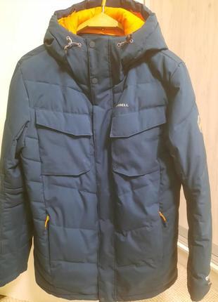 Куртка парка зимняя мужская . 48 размер