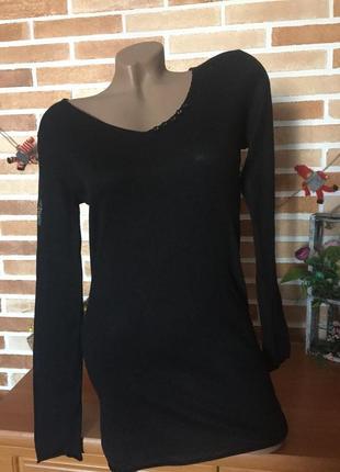 Стильная туничка от vintage dressing 42-44 размер.