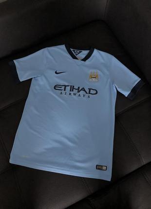 Футбольная футболка manchester city fc squad