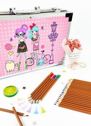 Набор для творчества. подарок для девочки