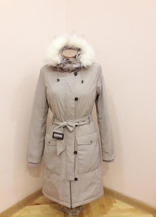 Пальто-пуховик the outerwear