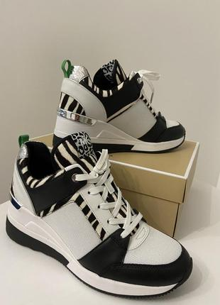 Кроссовки michael kors кросівки, кеди, ботинки кожа сникерсы