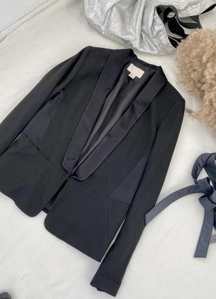 Стильный смокинг жакет пиджак h&m