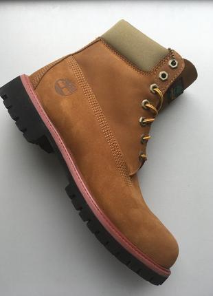 Новые ботинки timberland 6 inch boot tb0a18iq оригинал