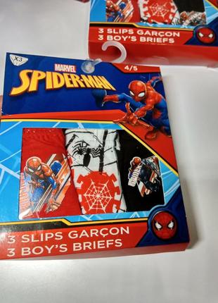 Труси для хлопчика disney spiderman