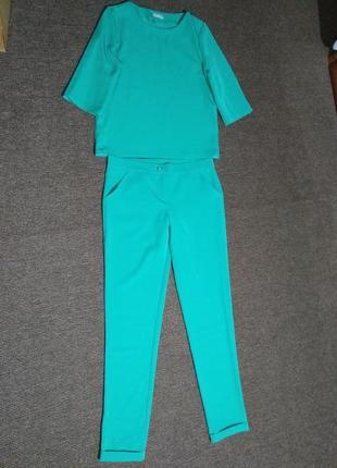 Костюм блуза кофта + штаны-🍁 s