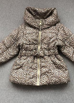 Курточка-плащик
