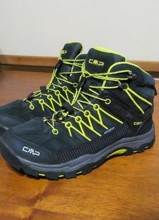 Термо ботинки cmp waterproof