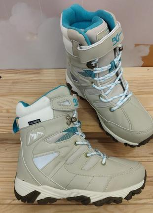Зимние ботинки бг, термоботинки, сноубутсы