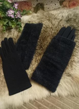 Перчатки+митенки 2в1 -разные цвета