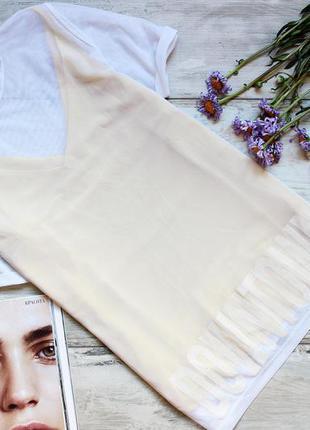 Трендовая футболка в сетку asos