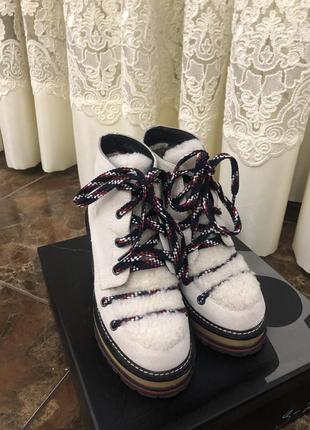 Ботинки stefano lompas