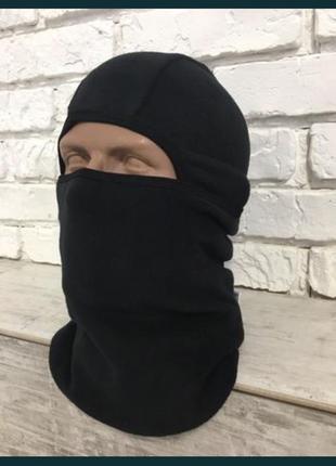 Балаклава двойна, маска тепла, підшльомник