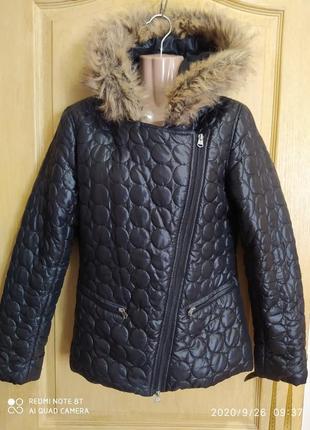 Стильная фирменная куртка