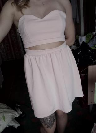 Платье boohoo!