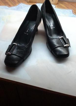 Женские туфли vero cuoio, натуральная кожа