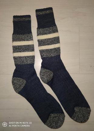 Новые носки, полушерсть 70%, мягкие и теплые,  шкарпетки,