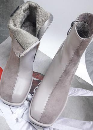 Комбіновані черевички