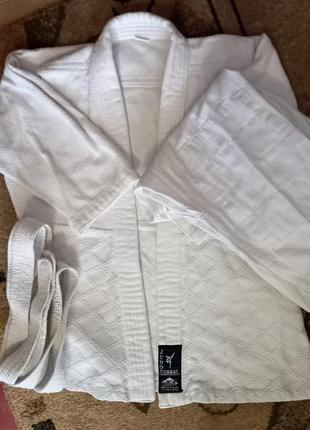 Кимоно для дзюдо (130см)