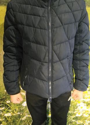 Зимовая куртка