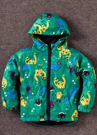 Куртка детская осень-зима для мальчиков