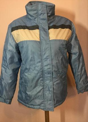 Фирменная курточка на синтепоне / s- m/ brend gina benotti
