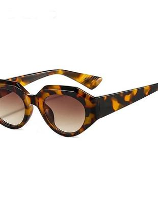 Окуляри/очки  , леопард