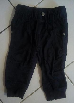 Спортивные штаны 6-9 месяцев