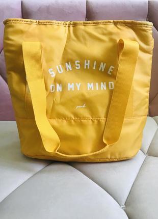 Термо-сумка pink victoria's secret