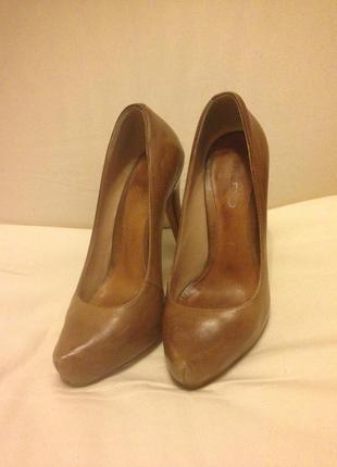 Туфли aldo (нюдовые)
