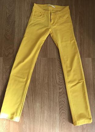 Летние джинсы skini