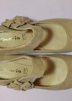 Р.39 tamaris,германия,100% натуральная кожа!эксклюзив! суперкомфортные туфли
