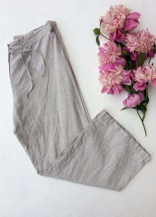 И женские широкие летние брюки недорого
