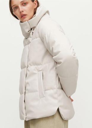 Куртка из эко-кожи ,куртка оверсайз